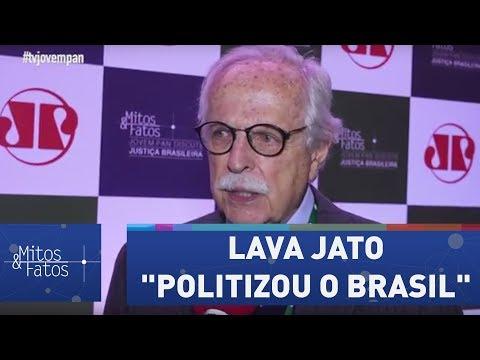 Para Modesto Carvalhosa, Lava Jato