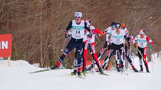 11Feb2017 FIS Nordic Combind World Cup Sapporo Akito WATABE(JPN)  複合距離 渡部暁斗 加藤大平 永井秀昭 渡部剛弘 渡部暁斗 動画 15