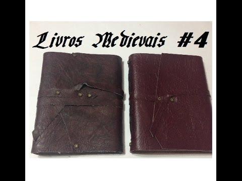 Livros Medievais #4 - VIDEO