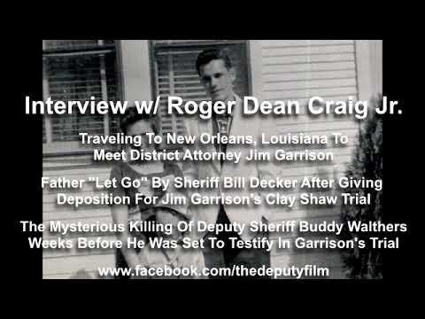 Image result for roger craig, jr. JFK