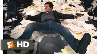 The Other Guys (2010) - Conference Room Shootout Scene (8/10) | Movieclips