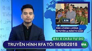 Tin tức   Nhà hoạt động Lê Đình Lượng bị tuyên 20 năm tù