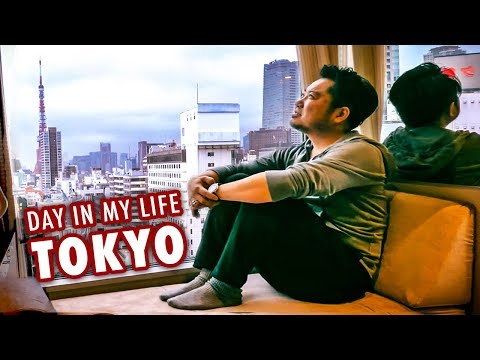 Day in My Life | Tokyo Travels