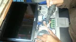 dell latitude d630 vga setting nvidia chip