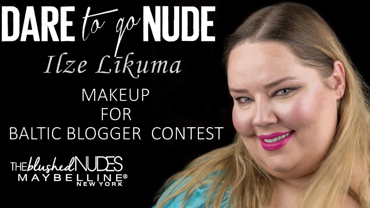 DARE to go NUDE: Maybelline Contest - YouTube