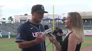 American Baseball Championship - UConn Head Coach Jim Penders Postgame