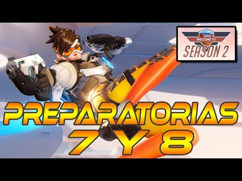 Keko Juega - OVERWATCH - Preparatorias 7 y 8 - Hackers!! :(