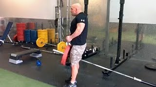 I recently learned a new row variation from jim wendler and it's quickly becoming my favorite. while call it the row, himself would likely call...