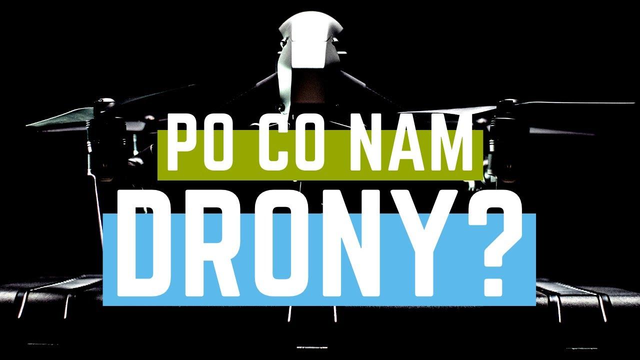 Drony - Co dalej?