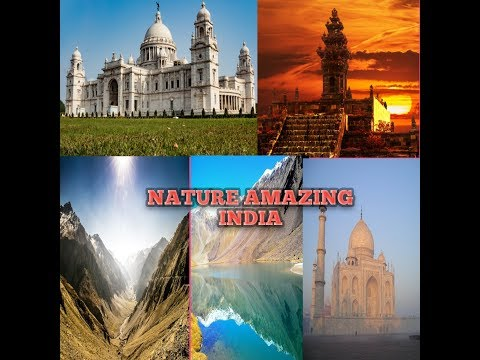 plannet earth amazing nature AMAZING INDIA Full HD