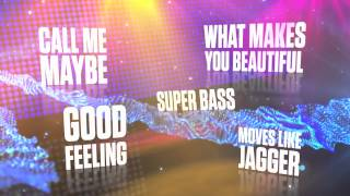 Just Dance 4 - Kinect Features [UK]