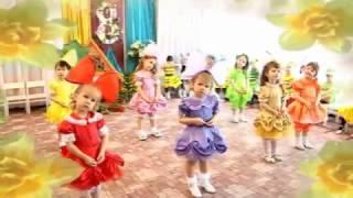Танец кукол 2 мл группа