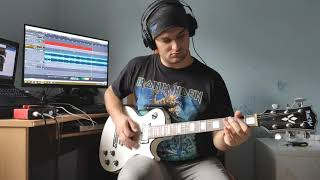 """Iron Maiden - """"Fortunes of War"""" cover"""