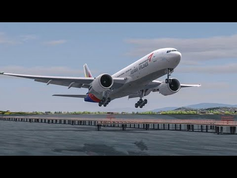Surviving a Crash Landing in San Francisco | New Flight Simulator 2017 [P3D 4.0 - Ultra Realism]