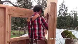 How To Build A Treehouse | 25 Wranglerstar