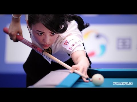 Ronnie O'Sullivan (UK) vs Pan Xiaoting (China) 潘晓婷, Exhibition Snooker Match HD