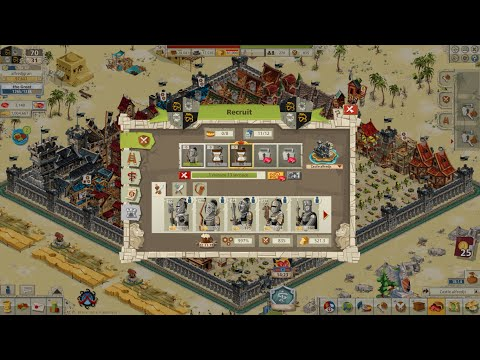 How to Recruit Troops Faster | Goodgame Empire Tutorials