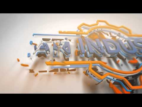 Can Industrial Logo Intro Ultra HD