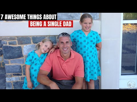 7 Awesome Things About Being A Single Dad