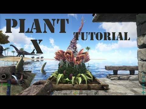 Ark Mobile - Plant X Species (Good Defense)
