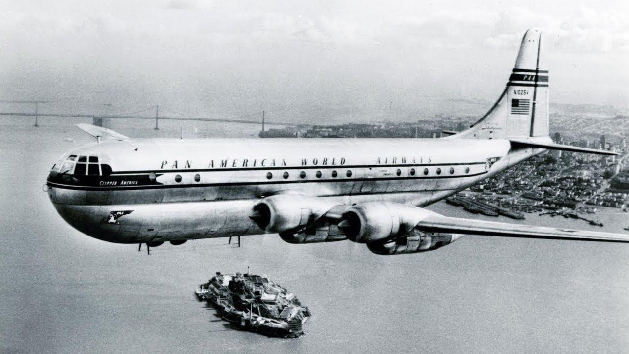 Un Avion Disparait En 1955 Et Atterrit 37 Ans Plus Tard Voici Ce Qui S Est Passe Youtube