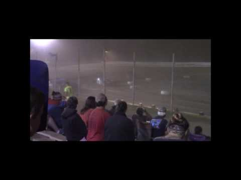 Hummingbird Speedway (7-23-16): BWP Bats Steel Block Late Model Feature