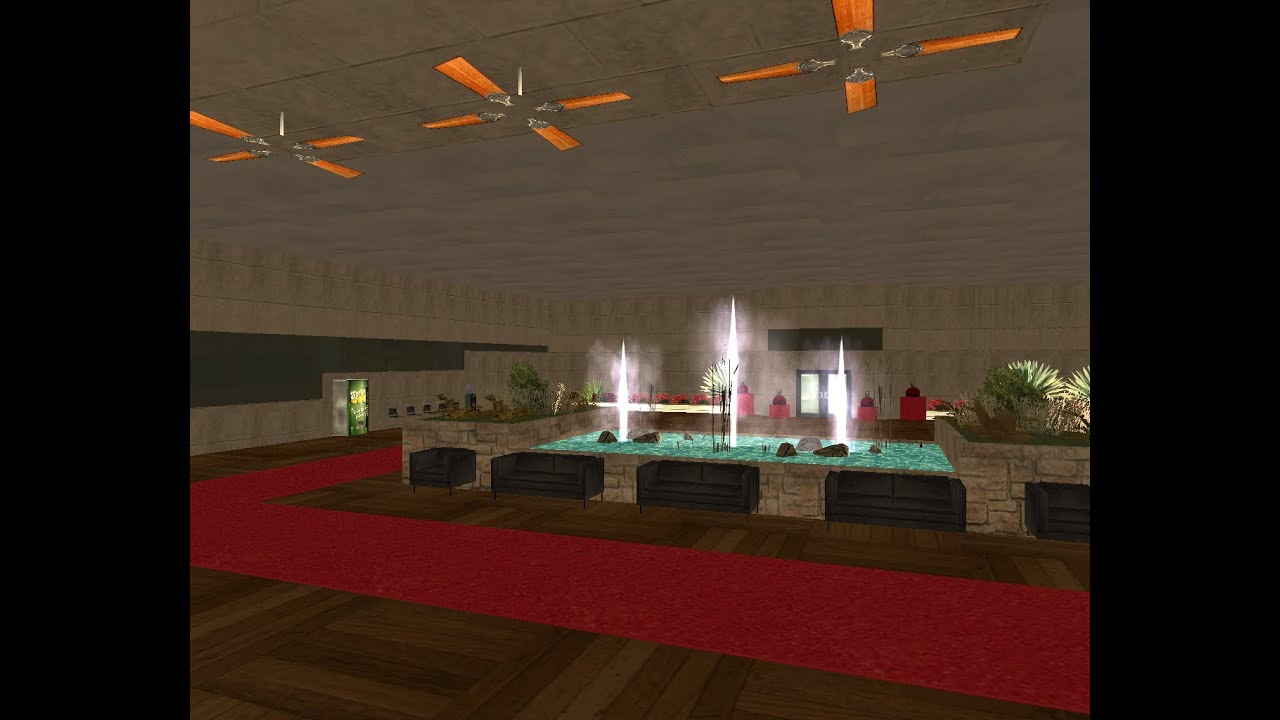 Samp Maps New Cityhall Interior Download