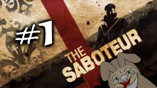 "The Saboteur w/ Kootra Episode 1 ""Seany Devlin Cats"""