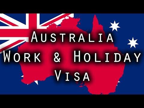 Australian Work & Holiday Visa   U.S. Citizens