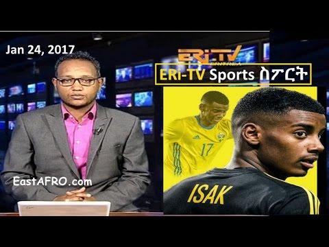 Eritrean ERi-TV Sports Weekly News (January 24, 2017) | Eritrea