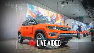 Nuova Jeep Compass   Salone di Los Angeles 2016
