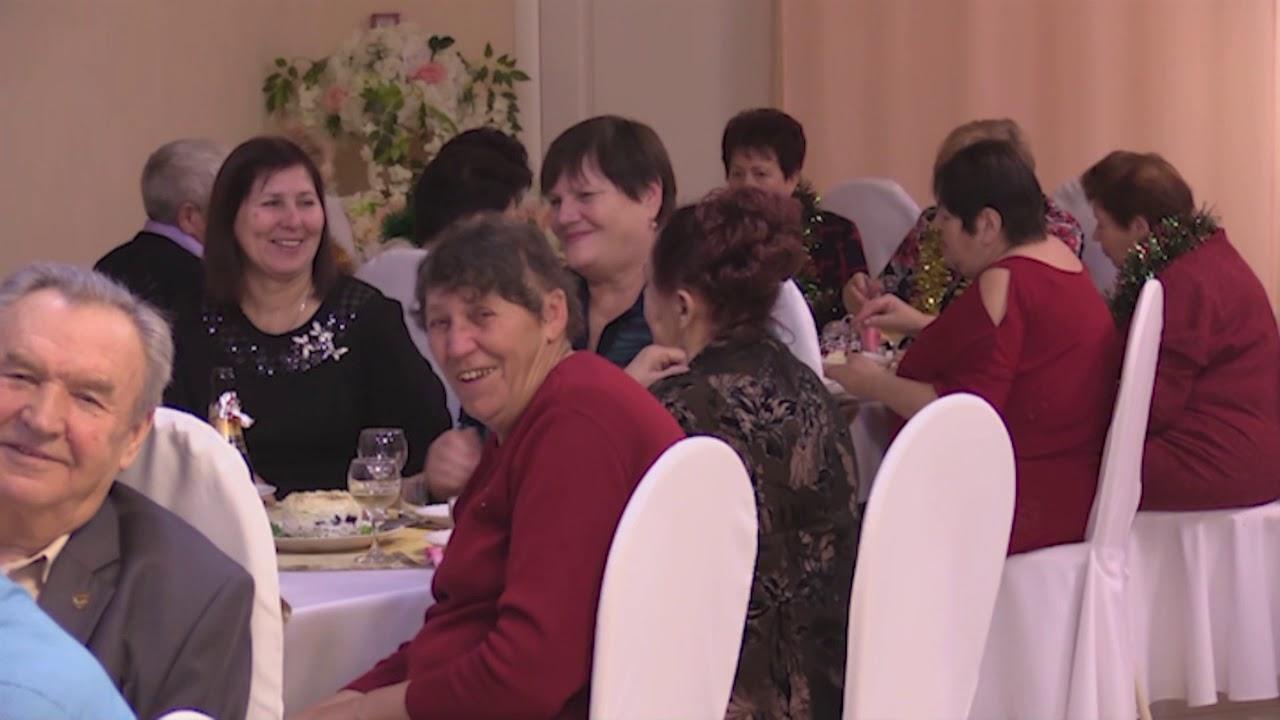 Глава района А.Шишикин поздравил активистов ветеранского движения