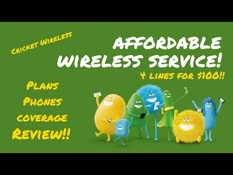 Cricket Wireless Review Affordable Cell Phone Service. Unlimited Talk Text Data. $$ SAVE MONEY.