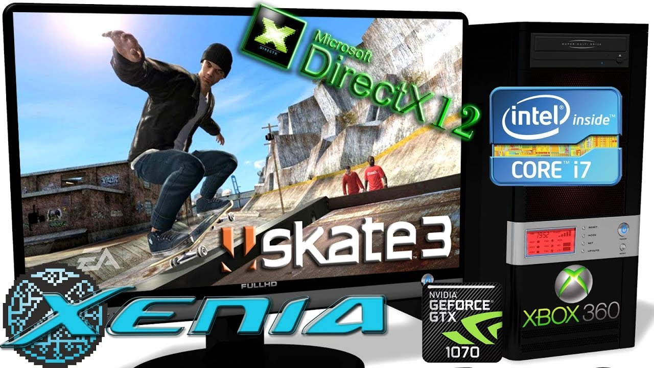 Skate 3 iso download
