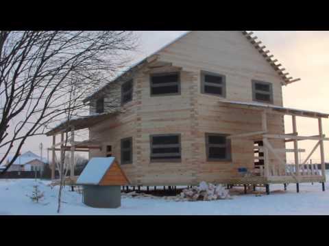 Отзыв строит дома Кострома Брус