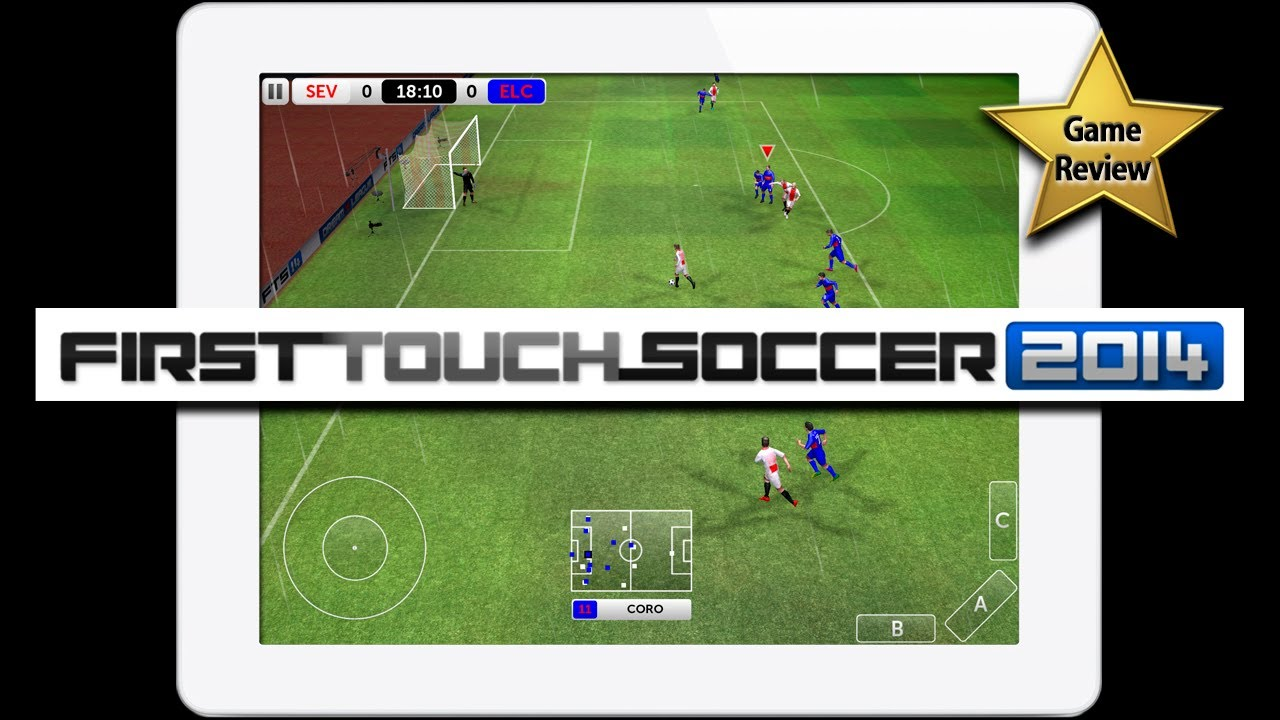 first touch soccer 2014 for ipad iphone ipod touch review youtube first touch soccer 2014 for ipad iphone ipod touch review