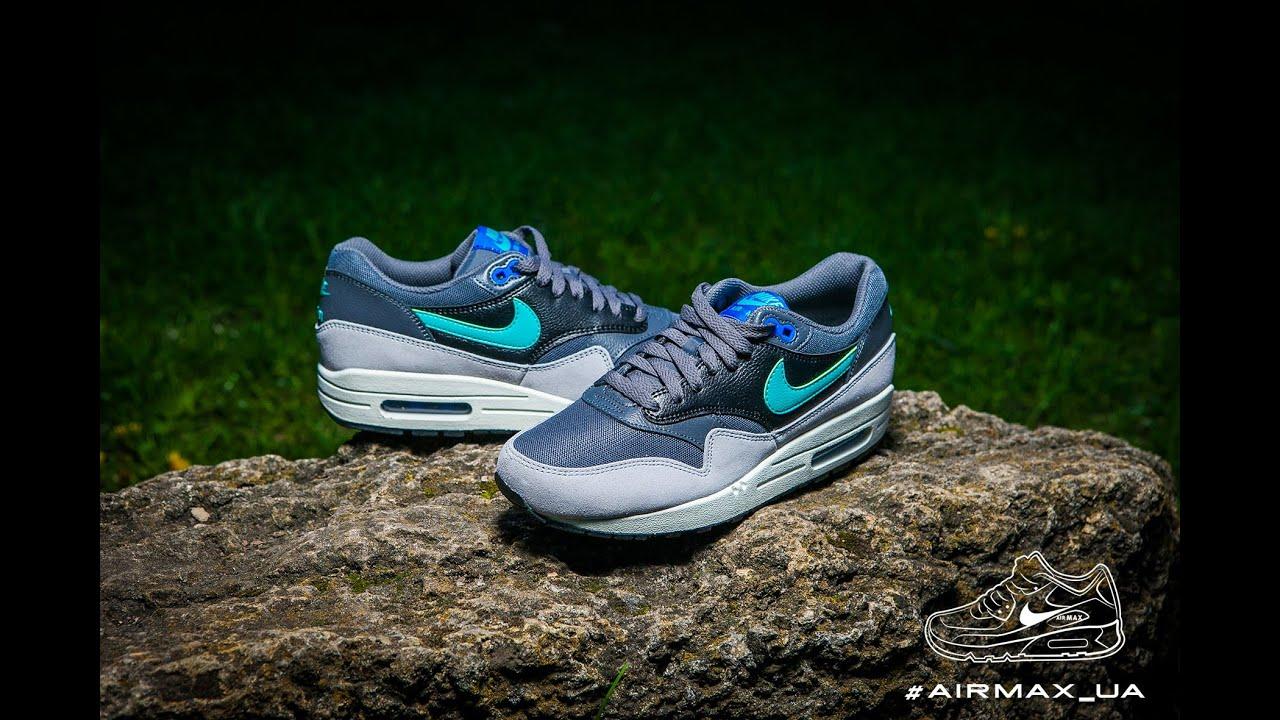 Nike Air Huarache Ultra White/Black/Dark Grey/Racer Blue