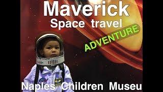 Maverick Adventure on space