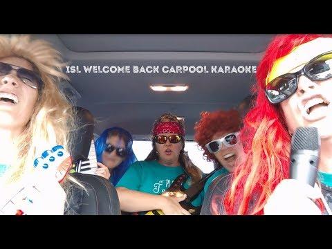 ISL Welcome Back Karaoke