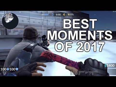 Critical Ops - Best Moments of 2017 (Funny Moments And Insane Kills)