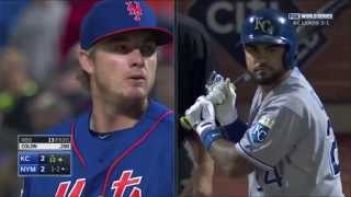 2015 World Series Highlights, Royals vs Mets.