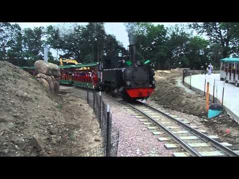 Henry Doorly Zoo and Aquarium Train - Omaha Nebraska