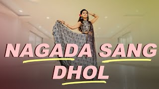 Nagada Sang Dhol | Nainee Saxena | Navratri Special ft. BIBA