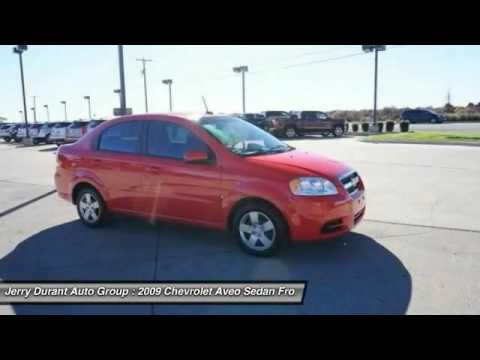 Jerrys Chevrolet Weatherford Tx >> 2009 Chevrolet Aveo Weatherford TX 9B370009 - YouTube