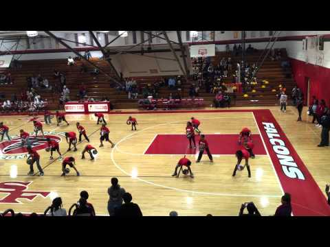 Part two of the Lake Rim Elementary School basketball club performance at 71st High School!