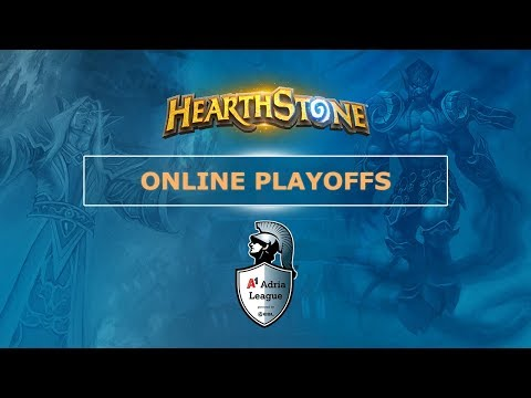 A1 Adria League | Hearthstone Online Playoffs