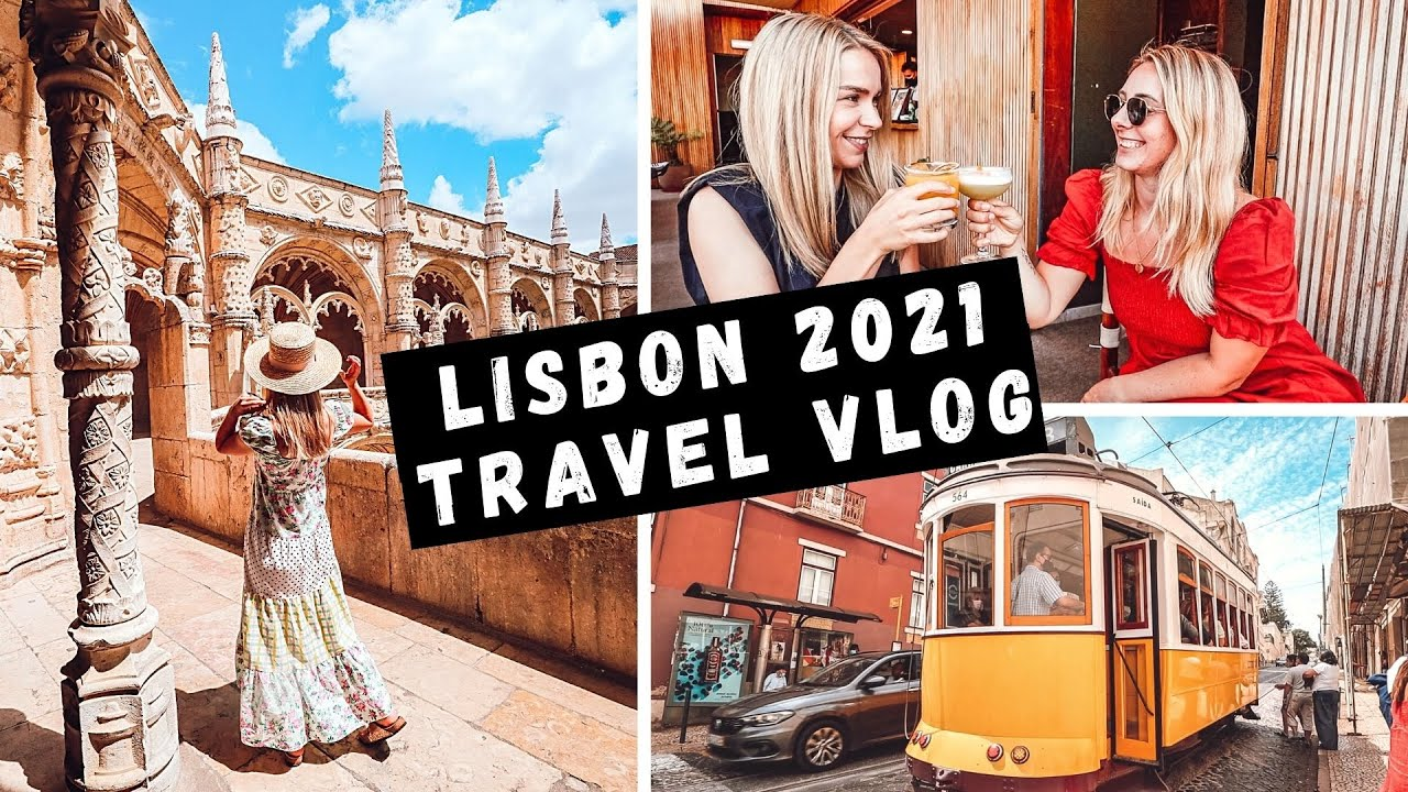 Download Lisbon Travel Vlog - Things to do, Food and Sights