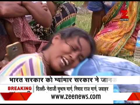 Watch effect of Zee News on massacre of Rohingya Hindus in Myanmar