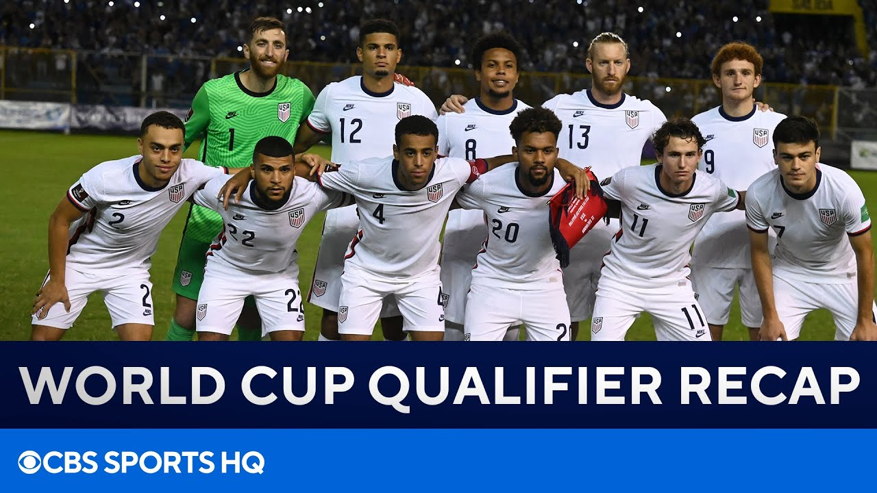 What we learned from the USMNT draw vs. Canada  and what to ...