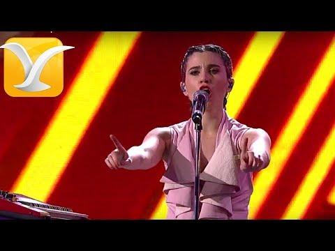 Javiera Mena - Espada - Festival de Viña del Mar 2016 HD 1080P